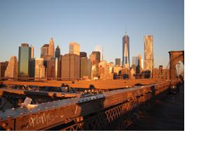 Skyline von Manhattan. (Foto: Veronika Mahler)