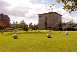 Gebäude der FH Kiel. (Foto: Thorsten Mischke)