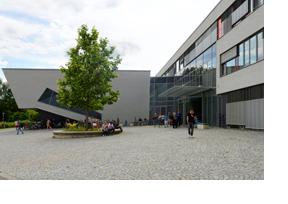 Gebäude der Uni Bayreuth. (Foto: Martin Rehm)