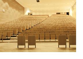 Leerer Hörsaal. (Foto: Bundesagentur für Arbeit / Alex Becker)
